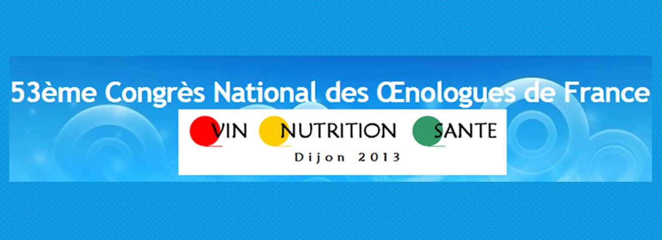 Les oenologues de France réunis à Dijon pour trois jours