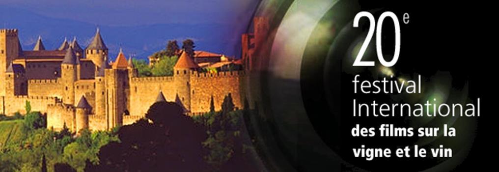 Festival Oenovidéo 2013 à Carcassonne avec les vins du Minervois