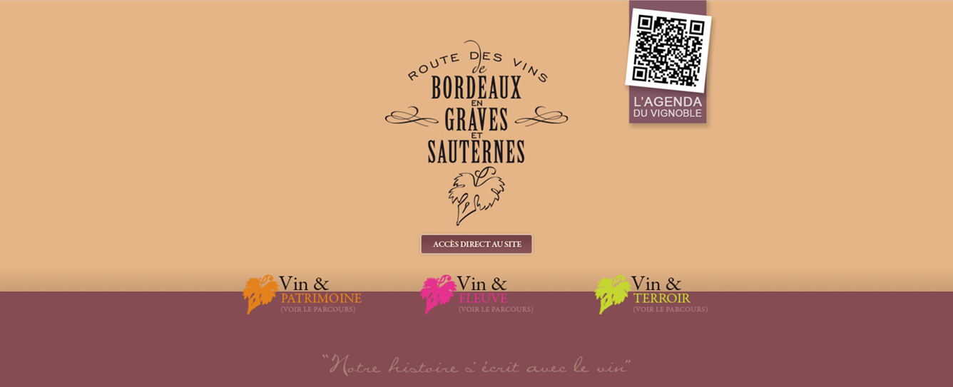 Route du Vin Graves-Sauternes