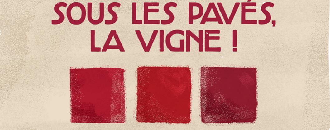 Salon des vins de rue 89 : sous les Pavés la vigne