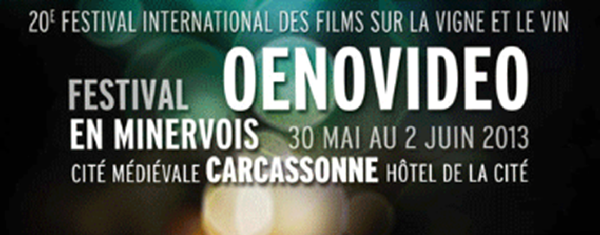 Festival Oenovidéo 2013 à Carcassonne