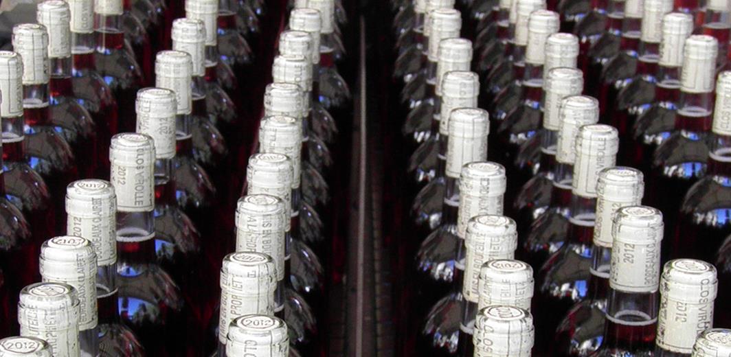 Clairet-Mise en bouteilles-Copyright Nadine Couraud