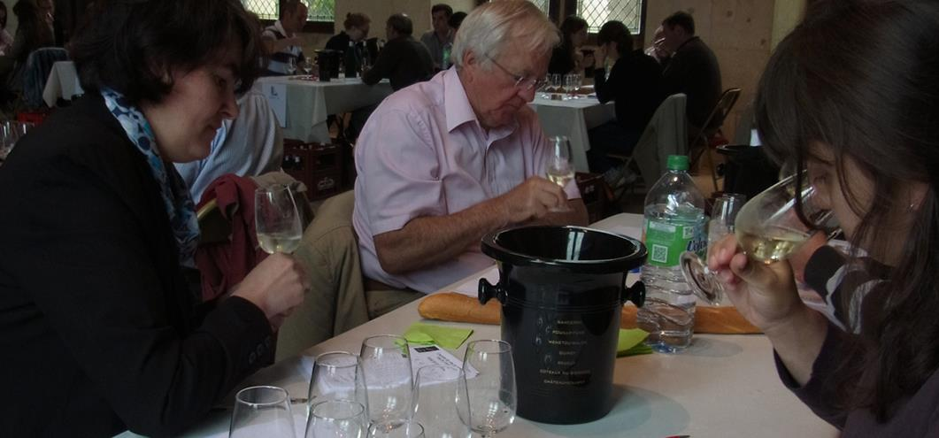 Vins du Centre Loire- Concours des vins de Bourges 2013