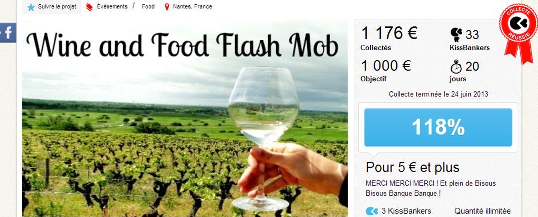 """""""Les Vignes de Nantes"""" font du crowdfunding"""