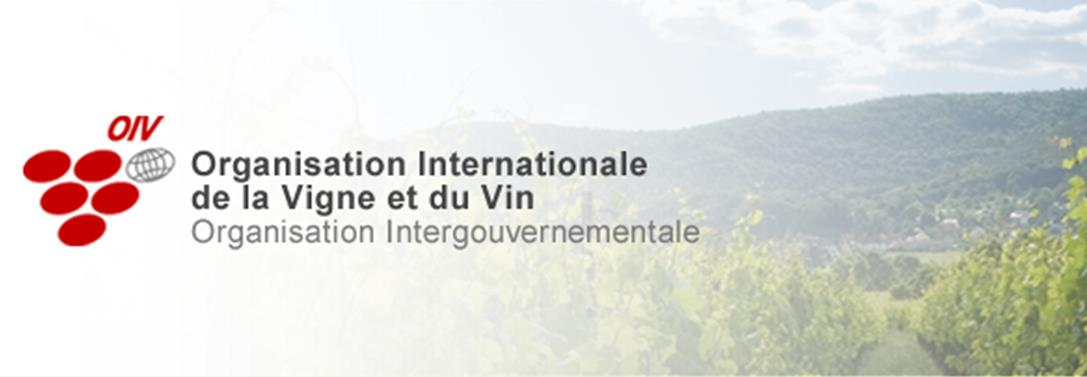 O.I.V., Organisation Internationale de la Vigne et du Vin