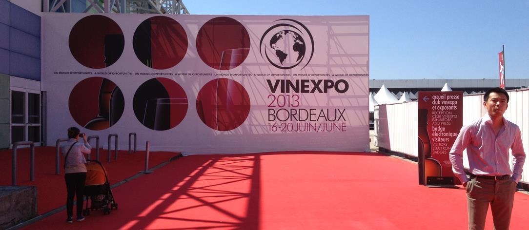 Edition 2013 de Vinexpo à Bordeaux-Copyright Nadine Couraud