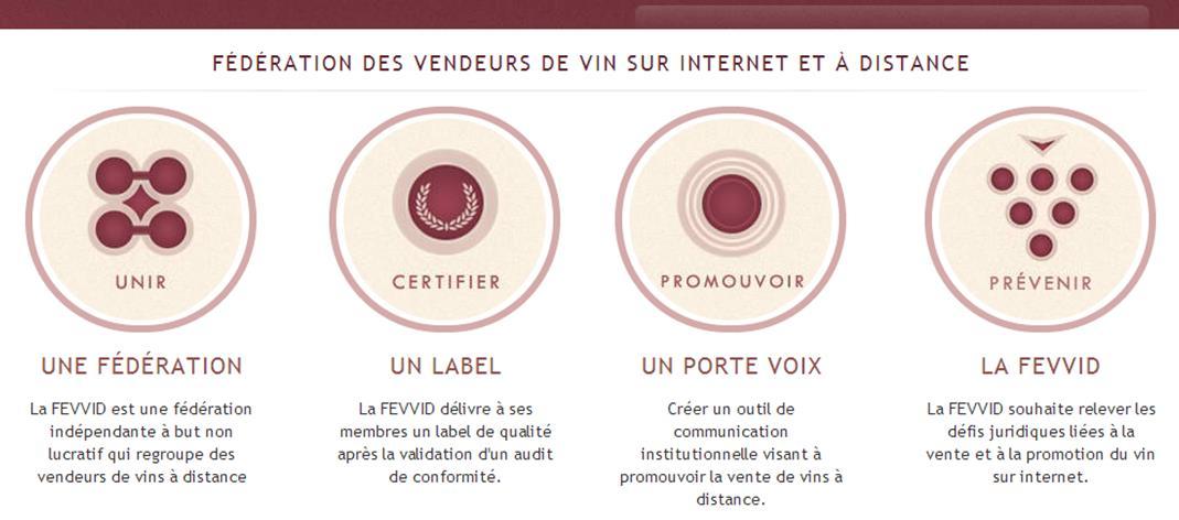 Fédération des Vendeurs de Vin sur Internet et à Distance