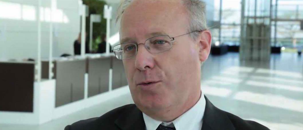 Georges Haushalter a été président du CIVB de 2010 à 2013