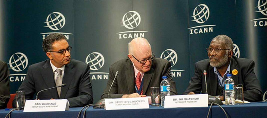 Conference de presse ICANN à Durban-Afrique du Sud