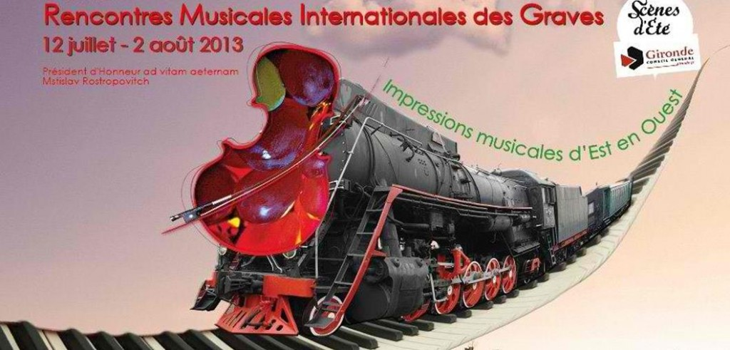 Rencontres musicales internationales des graves 2018