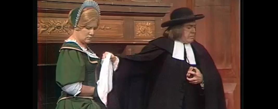 Tartuffe de Molière comme le CSA avec le vin : cachez moi ce vin que je ne saurai voir