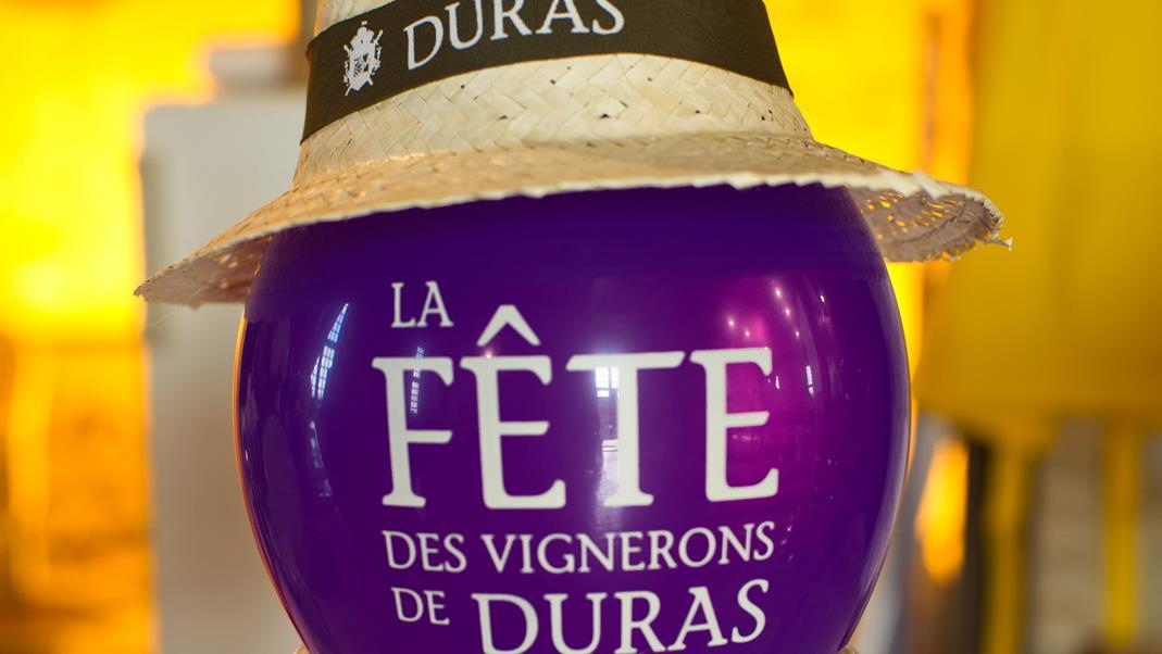 10 et 11 aout, c'est la Fête des Vignerons de Duras-Tous droits réservés par Côtes de Duras