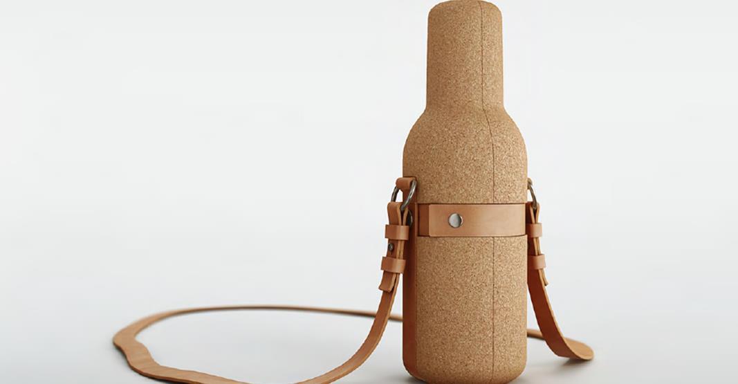 Bi-Wine, bel objet du transport de bouteille