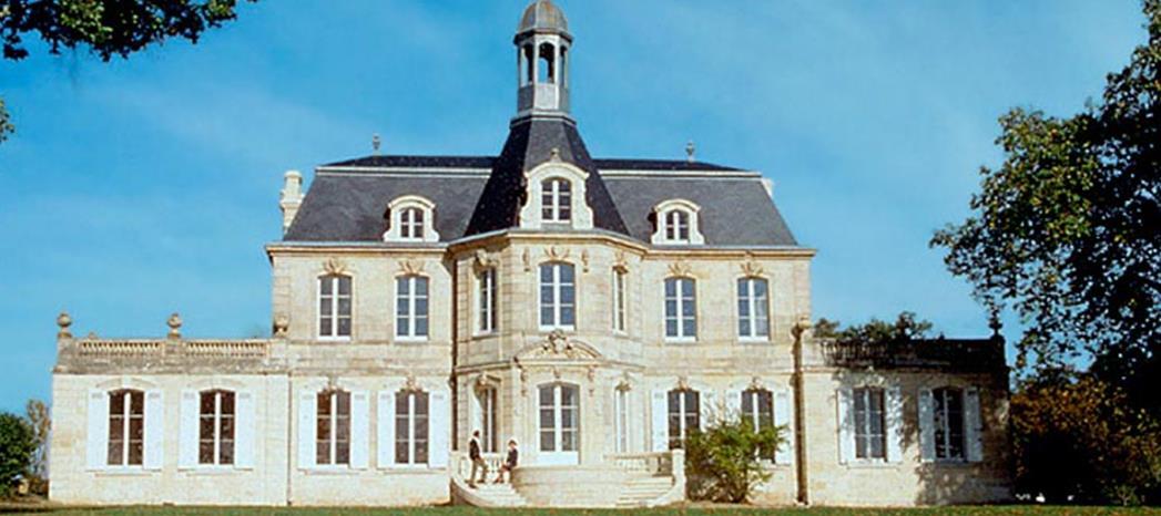 Château Fonréaud, architecture 19 ème