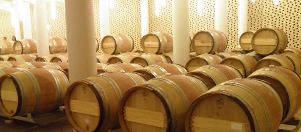La cave de Château Cheval Blanc