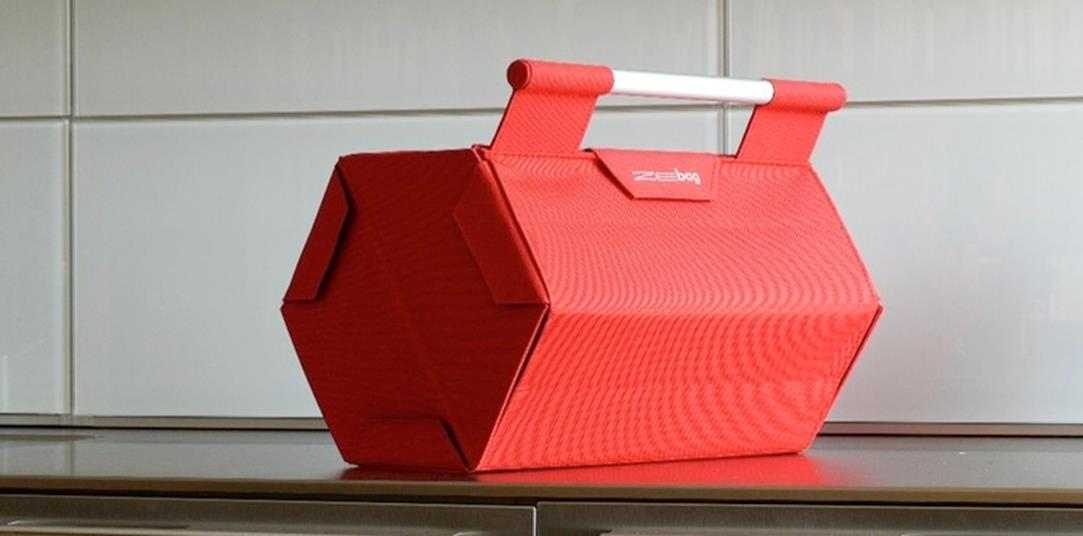 Zebag, sac à bouetilles design