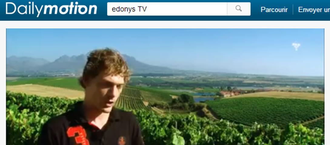 Edonys sur Dailymotion