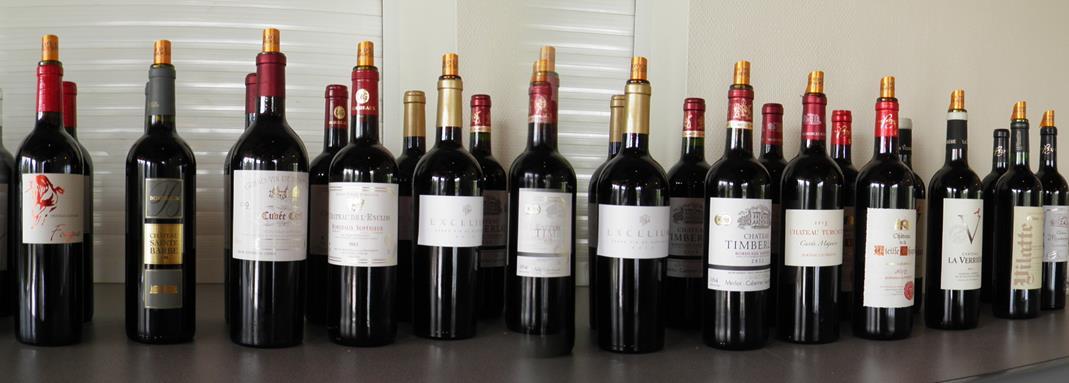 Evolution des ventes de vins de Bordeaux 2012-2013