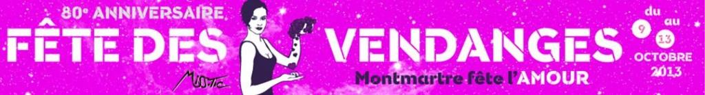 Une Fête des Vendanges de Montmartre sous le signe de l'amour