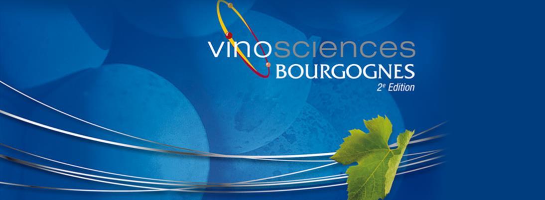 Le 5 novembre 2013, VinoSciences en Bourgogne