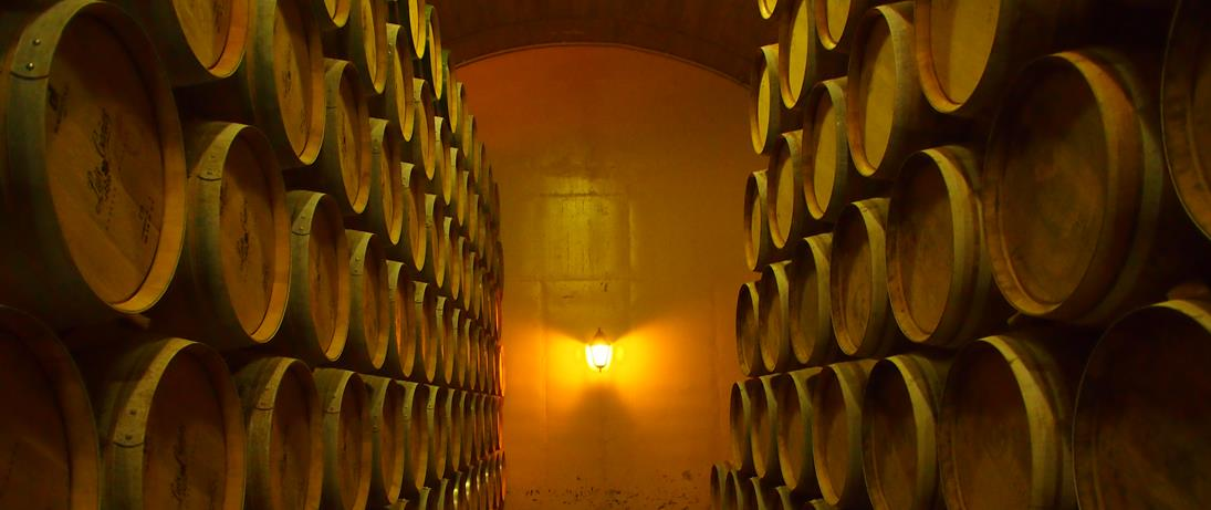 Barriques Rioja-Luis Canas-Copyright Nadine Couraud