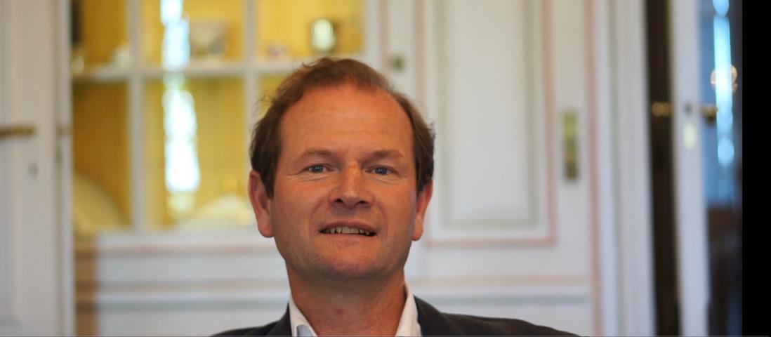 Pierre Lurton Président de Cheval Blanc et du Château d'Yquem