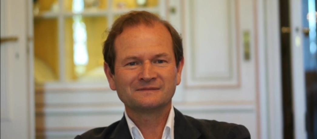 Pierre Lurton préside aux destinées de Chateau Cheval Blanc et Chateau d'Yquem