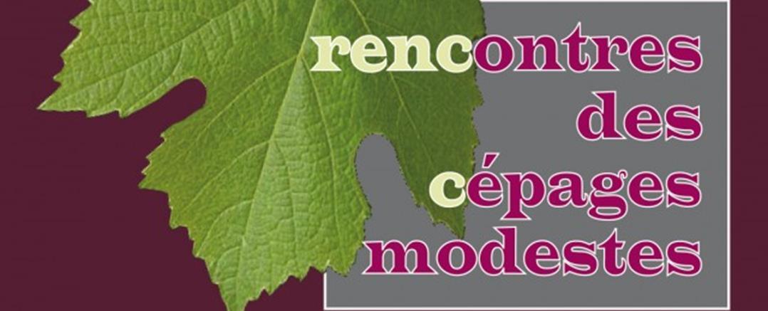 3ème édition des Rencontres des Cépages modestes