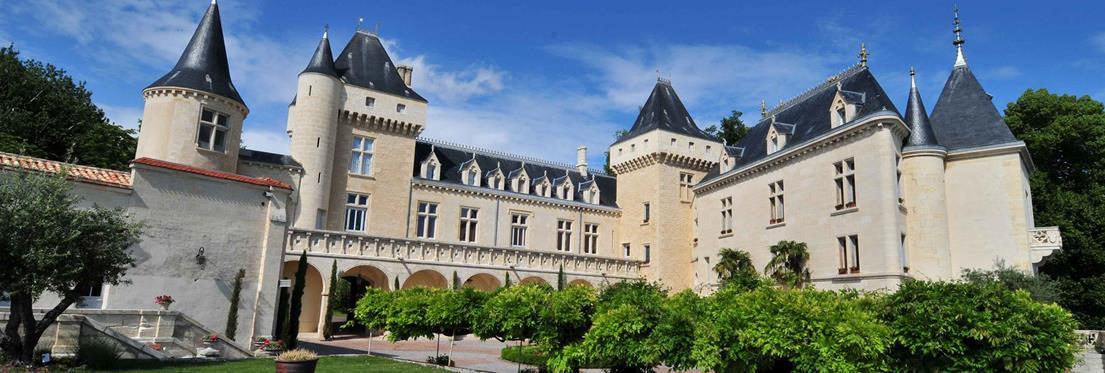 le Château la Rivière, un château d'exception