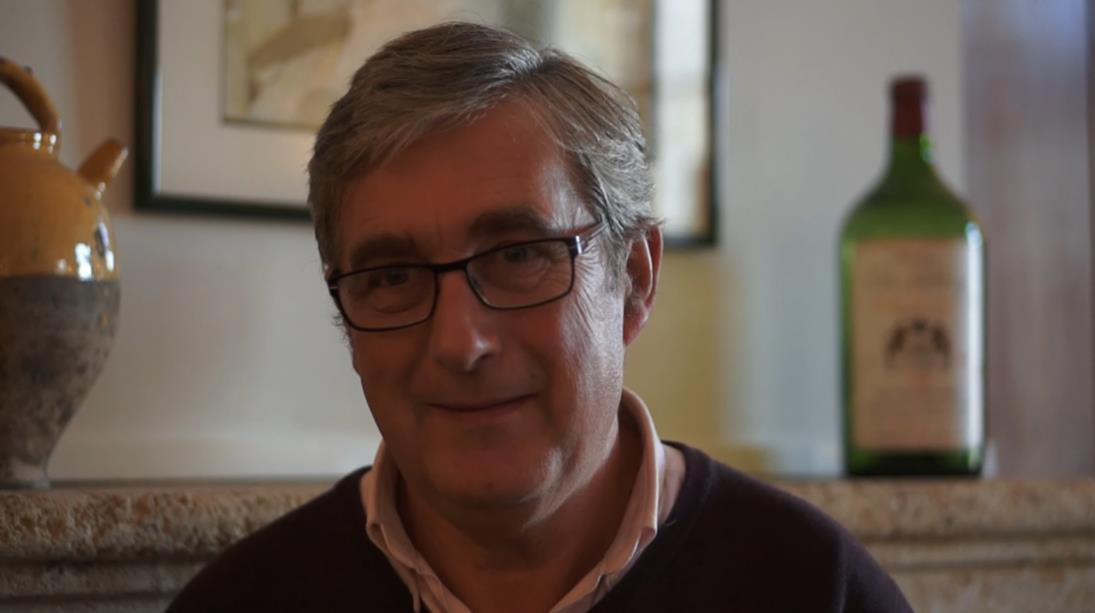 Bernard Audoy, Château Cos Labory
