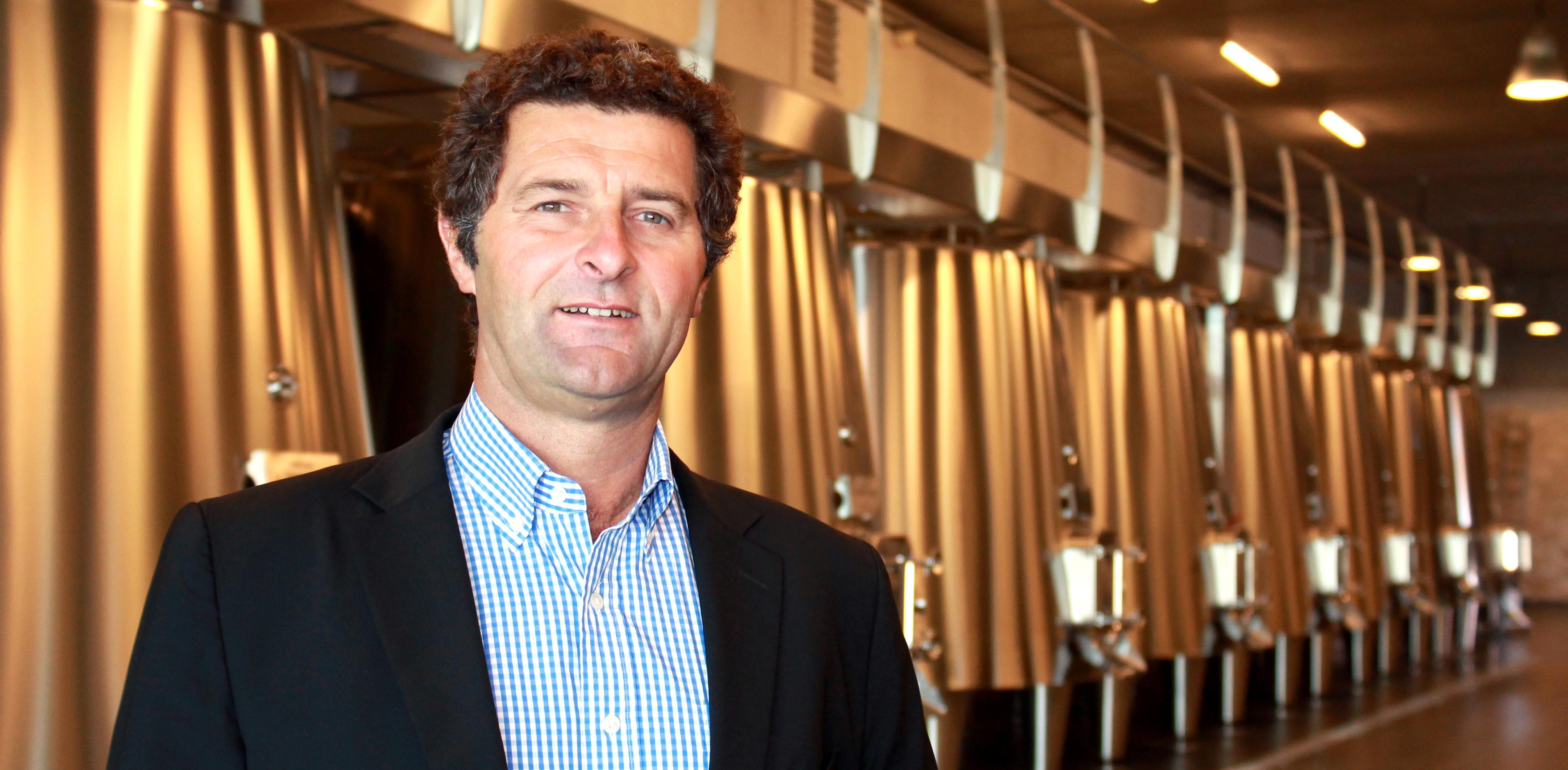 Yannick Evenou, homme du vin, homme de voile-Copyright Vignobles Clément Fayat
