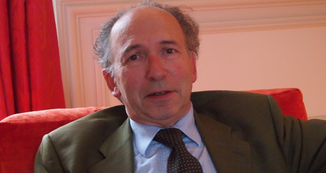 Thierry Budin, Directeur Général de C.A. Grands Crus