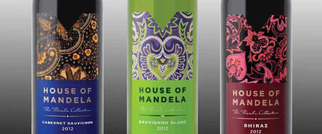 Les vins House of Mandela sur le marché néerlandais