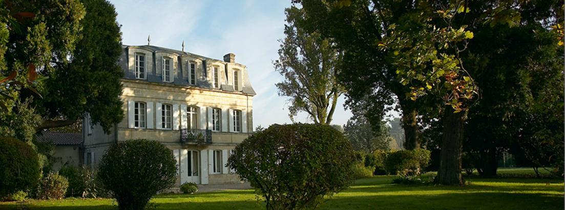 Martine Cazeneuve au Château Paloumey