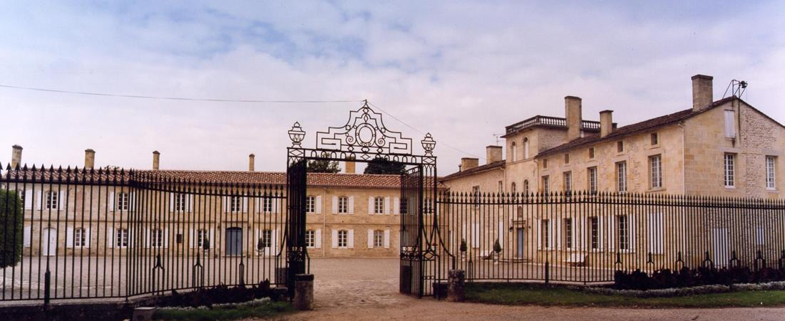 le Château de Portets-copyright Château de Portets