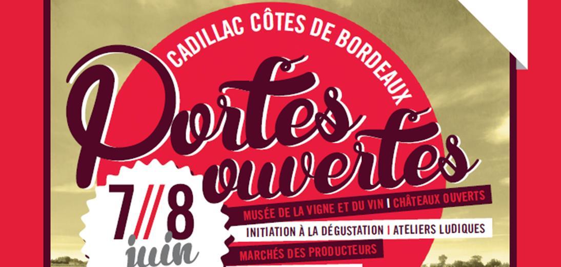 Les Portes Ouvertes de Cadillac Côtes de Bordeaux