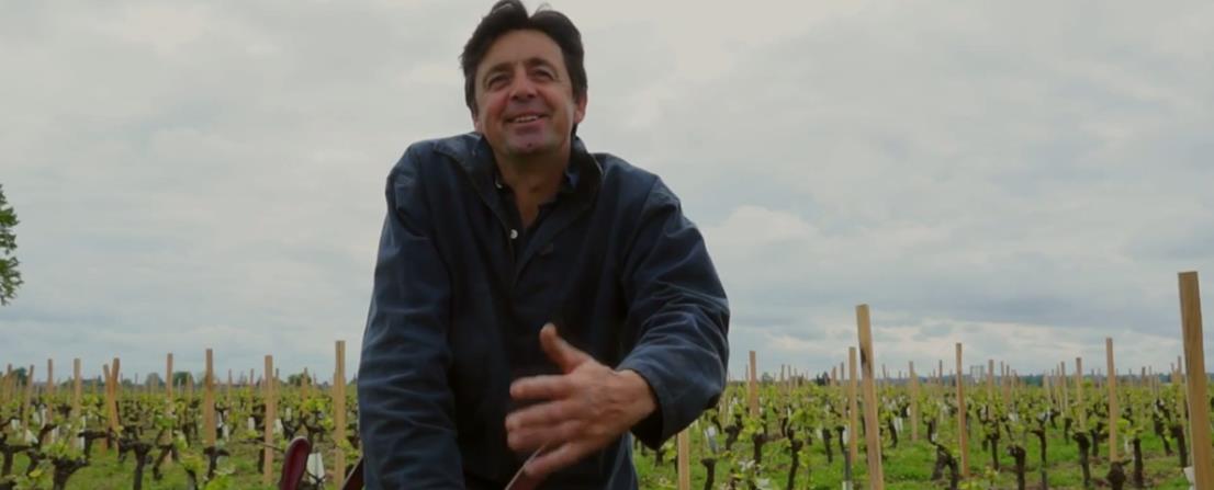 Cheval des Vignes et Sébastien Bouetz