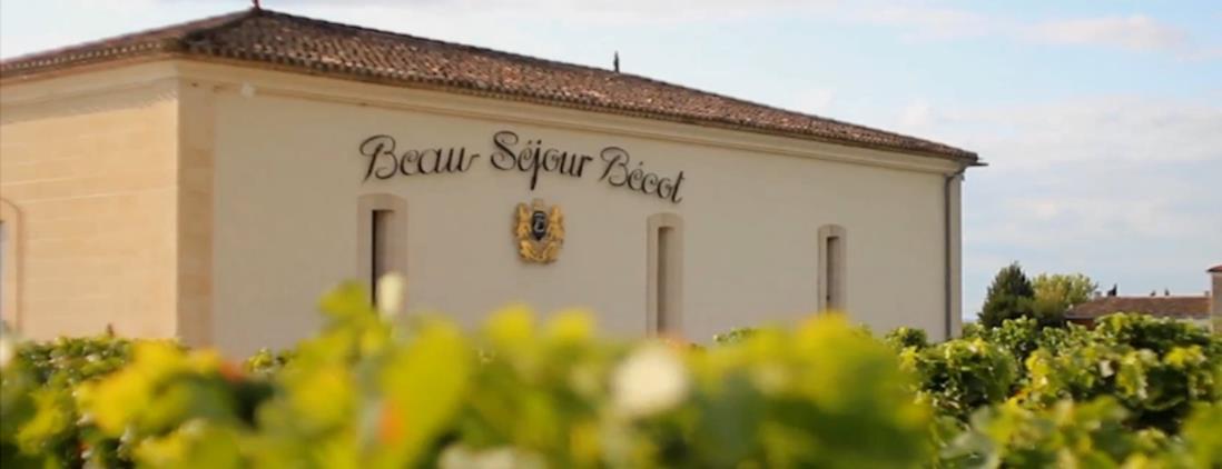 Château Beau-Séjour-Bécot