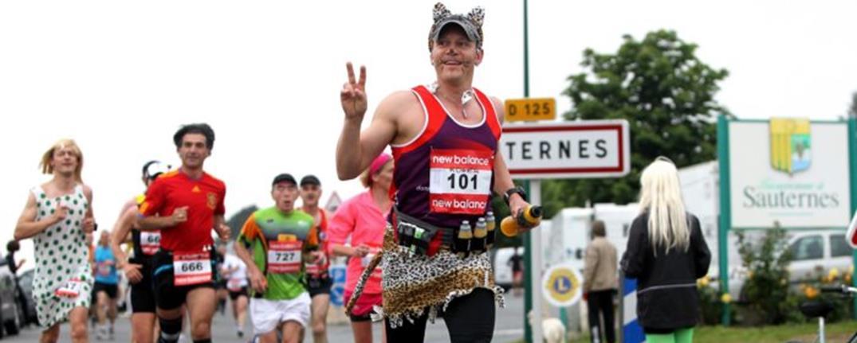 Le marathon de Sauternes