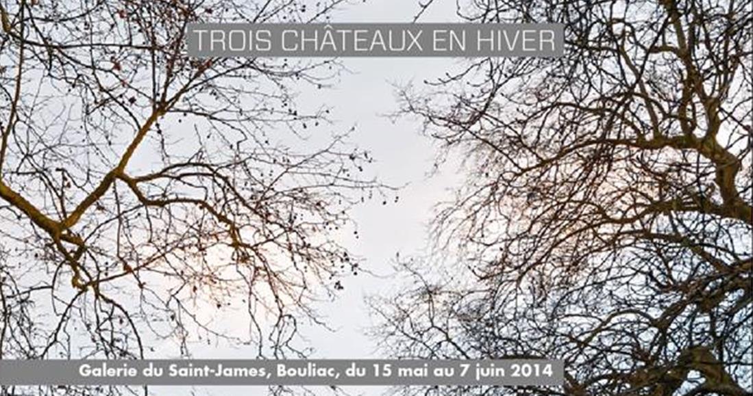 Romain et Nicolas Claris et Trois Châteaux en hiver