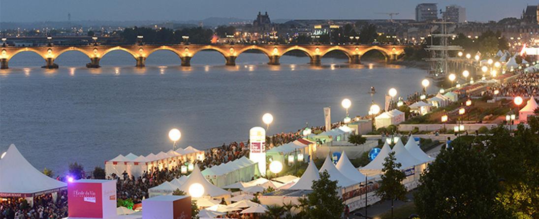 La Fête des vins de Bordeaux