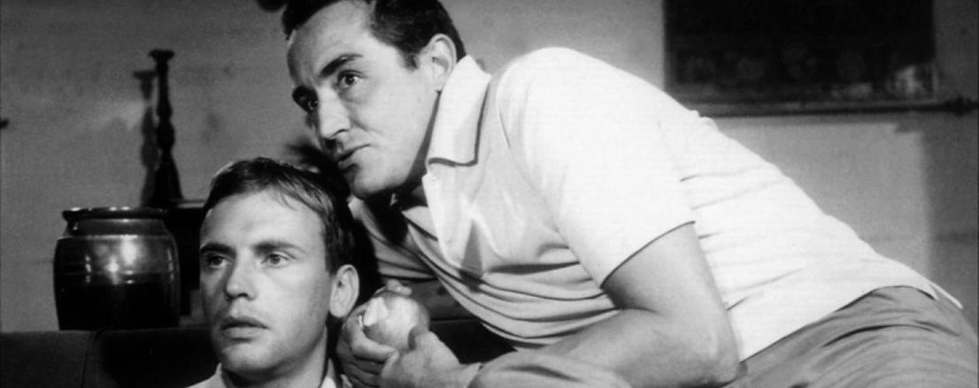 Le fanfaron avec jean-Louis Trintignant et Vittorio Gassman