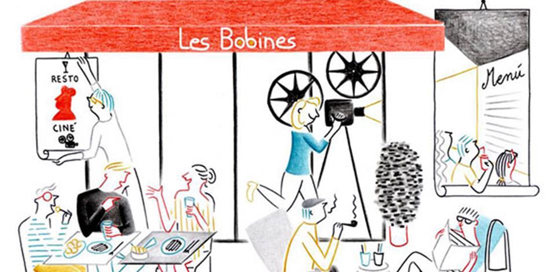 Restaurant Les Bobines