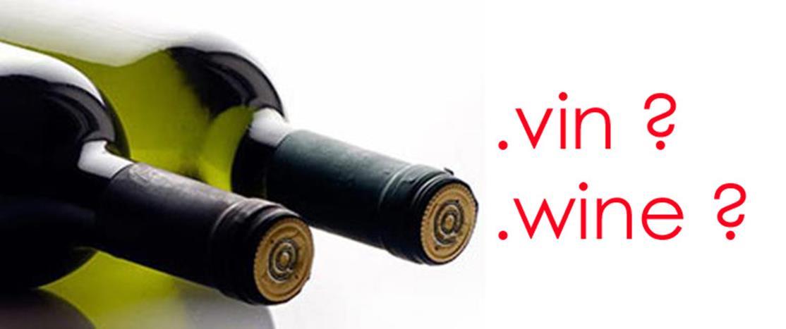 .vin et .wine : la gouvernance de l'ICANN