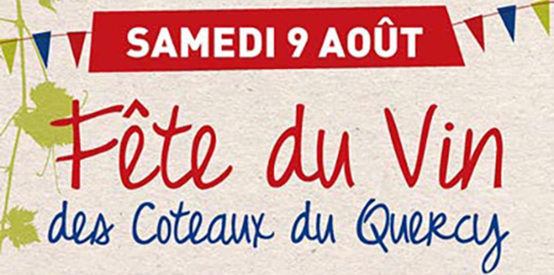 La Fête du Vin des Coteaux du Quercy à Montpezat-du-Quercy