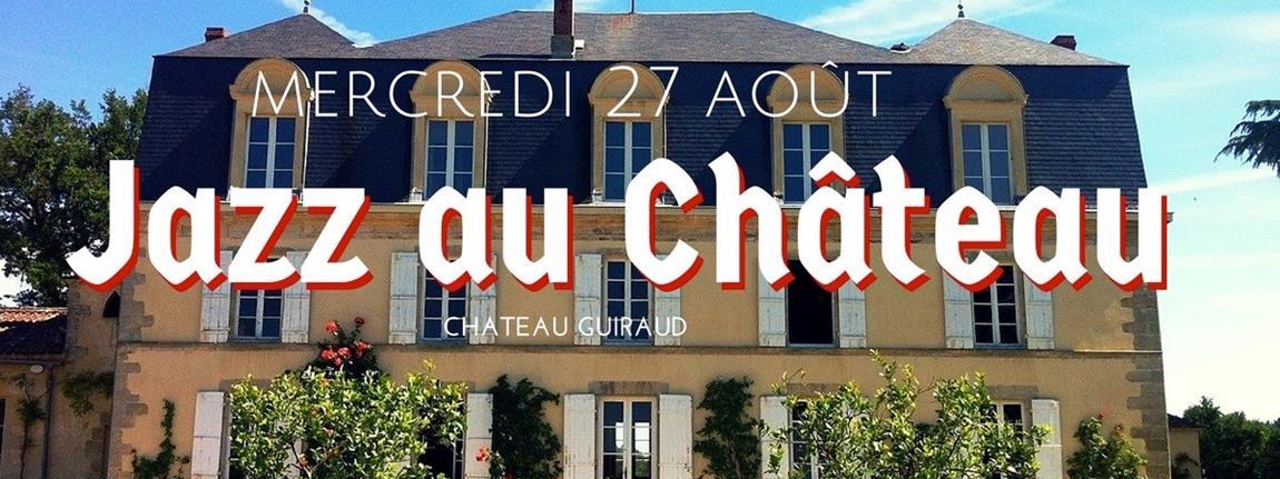 Concert et pique-nique au Château Guiraud le 27 aout