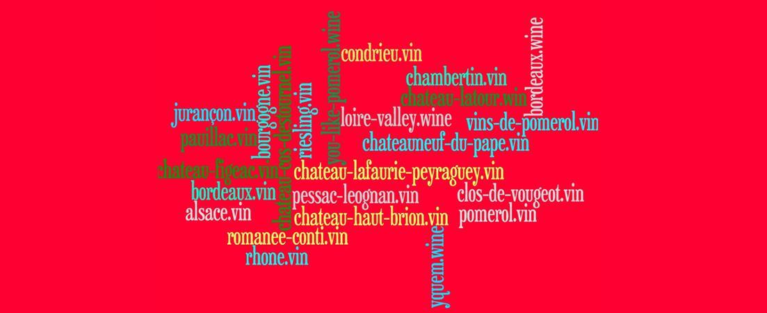 """Noms de domaines en """".vin"""""""