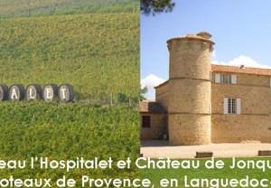 Châteaux en Languedoc