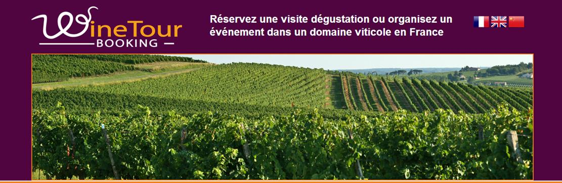 Wine Tour Booking se développe