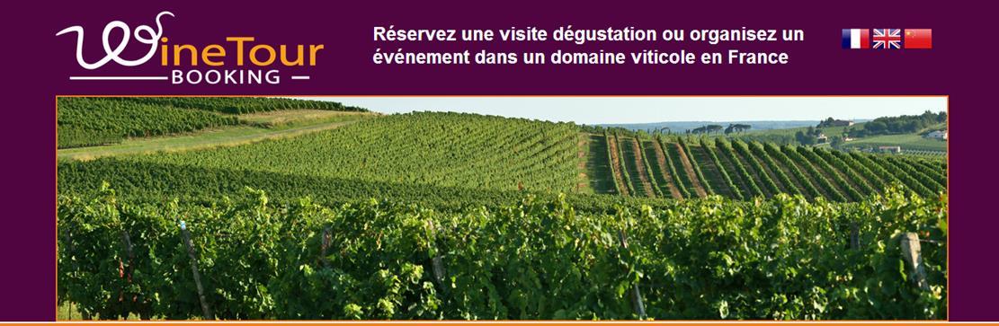 Wine Tour Booking se développe